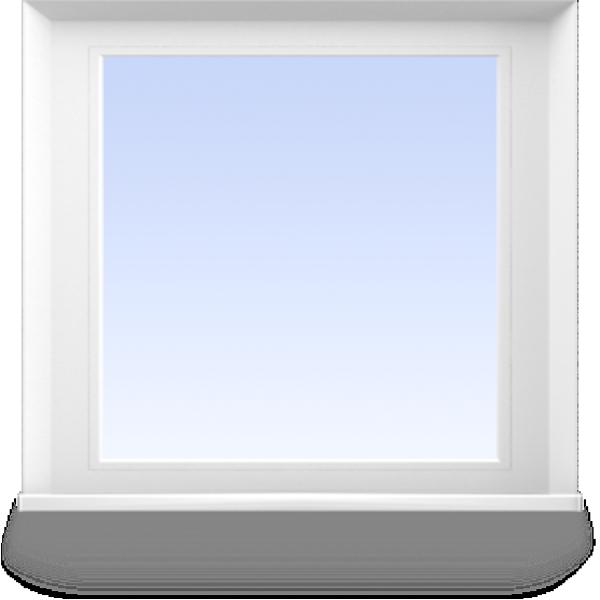 Картинка глухого окна